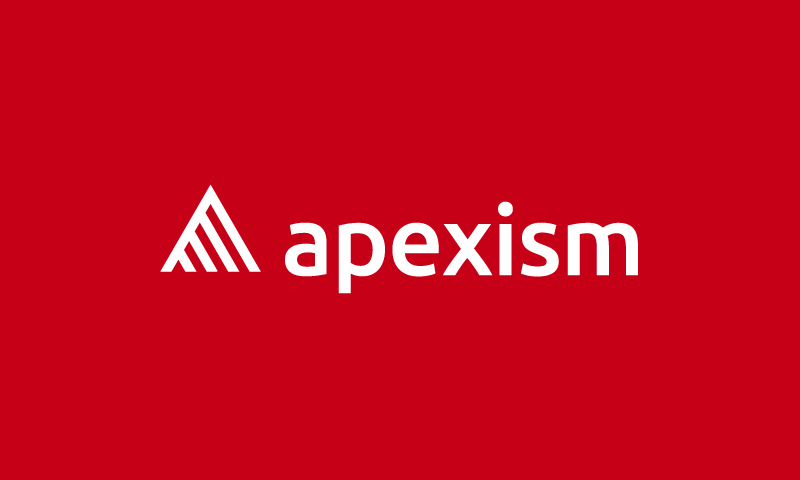 Apexism - Technology startup name for sale