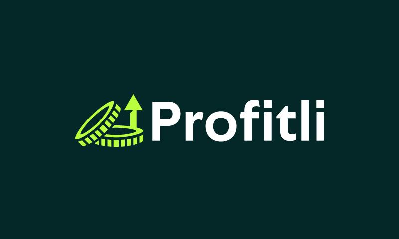 Profitli - Accountancy company name for sale