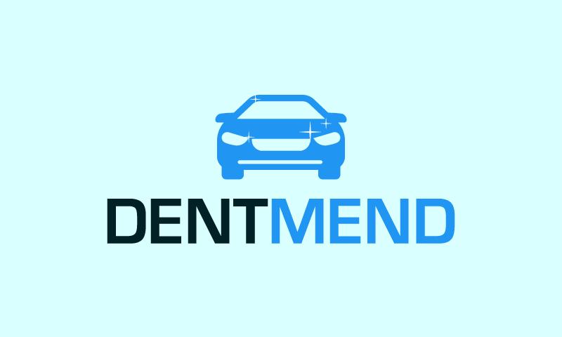 Dentmend - Automotive company name for sale