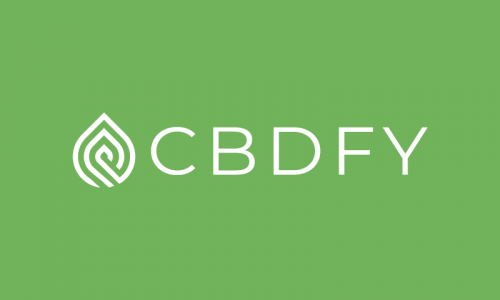 Cbdfy - Invented company name for sale