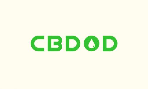Cbdod - Cannabis domain name for sale