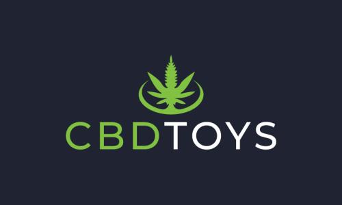 Cbdtoys - Cannabis startup name for sale