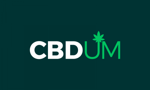 Cbdum - Cannabis domain name for sale