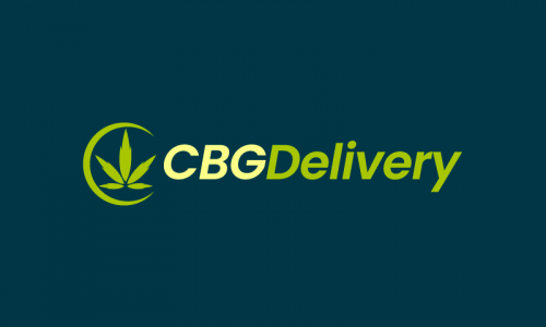 Cbgdelivery - Dispensary startup name for sale
