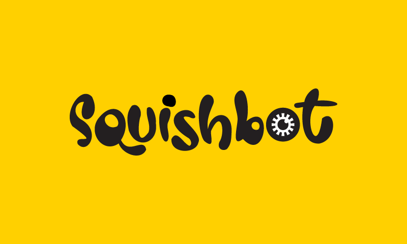 Squishbot - Robotics business name for sale