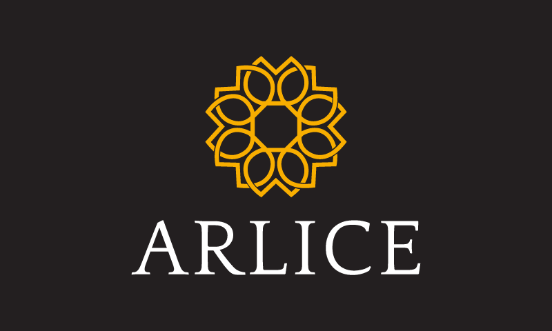 Arlice - Contemporary brand name for sale