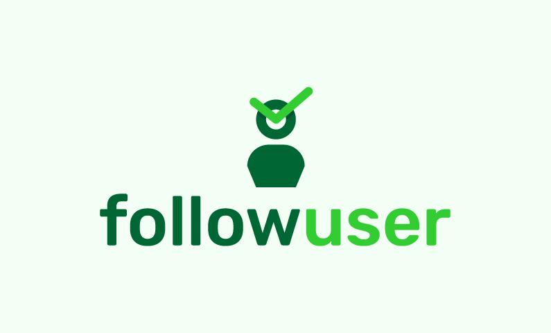 Followuser - E-commerce domain name for sale