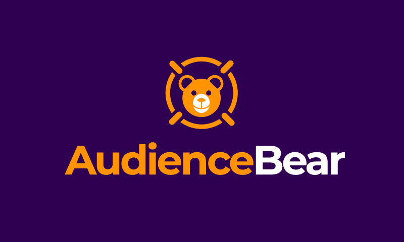 Audiencebear - Business brand name for sale