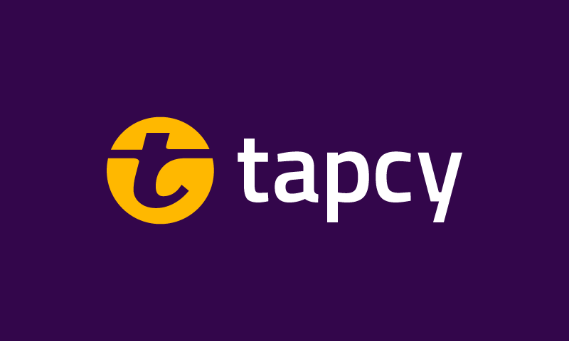 Tapcy - Business startup name for sale