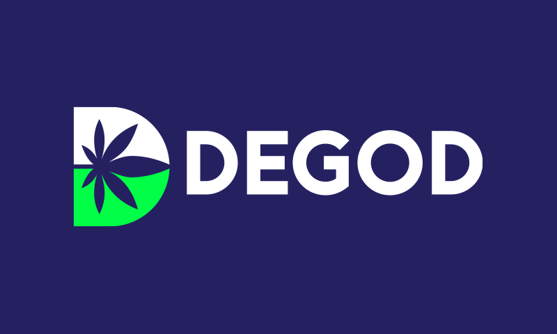 Degod - E-commerce business name for sale