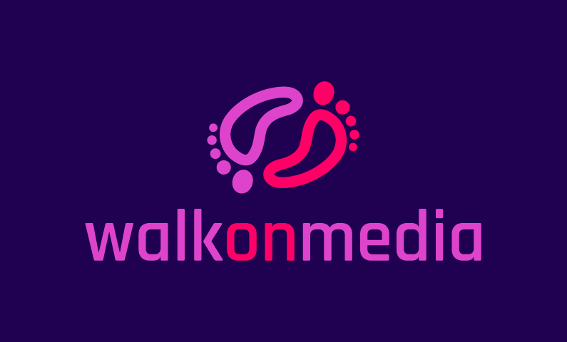 Walkonmedia - Technology business name for sale
