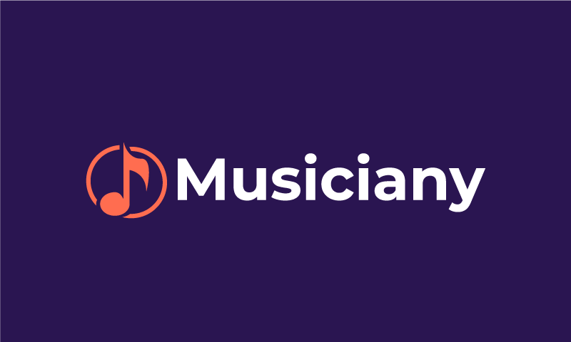 Musiciany - Music business name for sale
