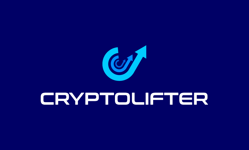 Cryptolifter - Cryptocurrency brand name for sale