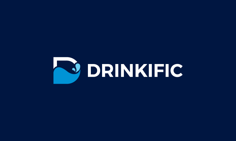 Drinkific - Dining startup name for sale