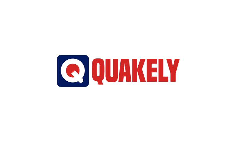 Quakely - Original startup name for sale