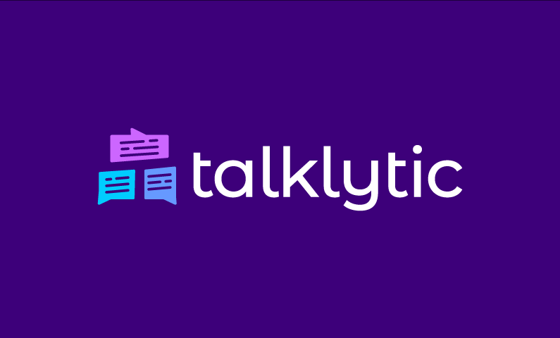 Talklytic - Social product name for sale