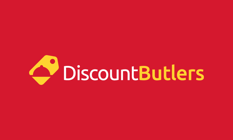Discountbutlers - Business domain name for sale