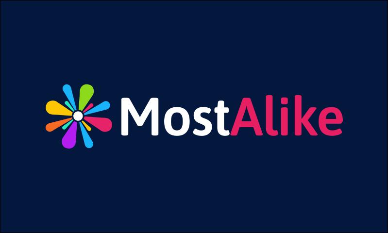 Mostalike - Social networks business name for sale