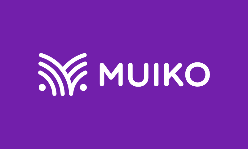 Muiko - Retail domain name for sale
