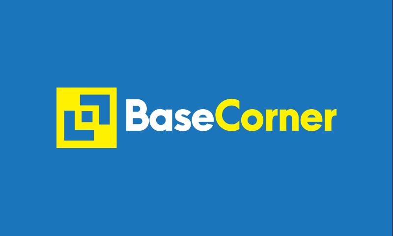 Basecorner - Technology company name for sale