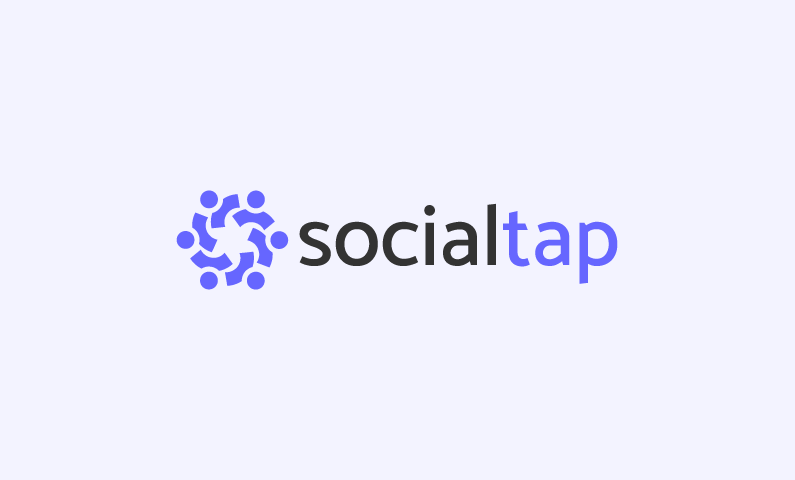 Socialtap - Social networks business name for sale