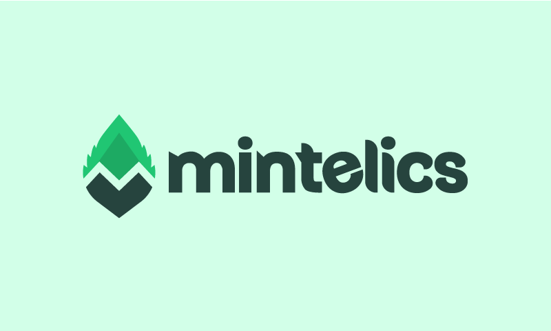Mintelics - Investment startup name for sale