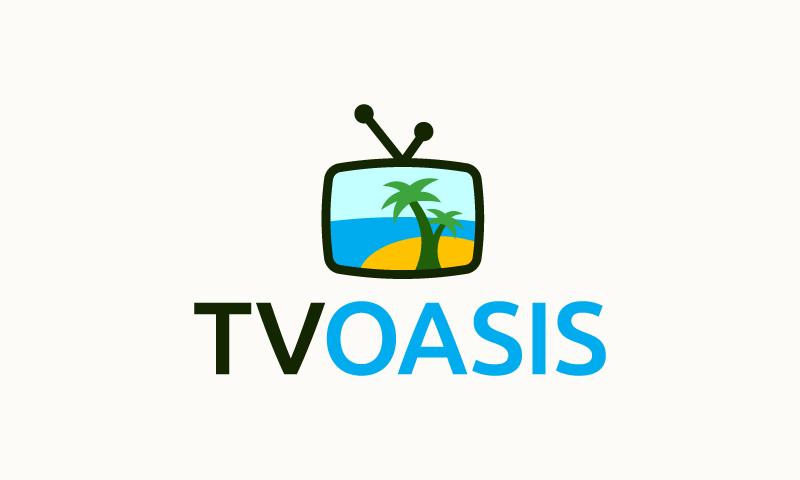 Tvoasis - Entertainment brand name for sale