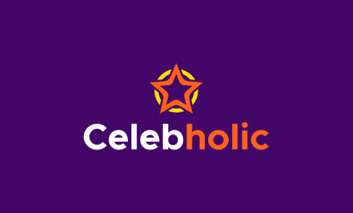 Celebholic - News brand name for sale