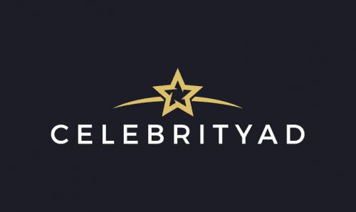Celebrityad - Advertising brand name for sale