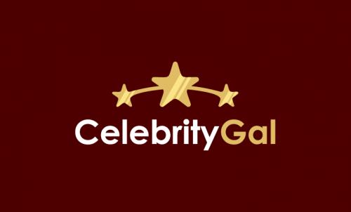 Celebritygal - Audio domain name for sale