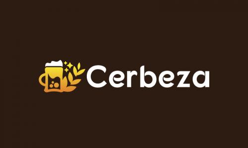 Cerbeza - Alcohol brand name for sale