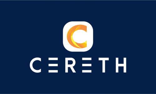 Cereth - Modern company name for sale