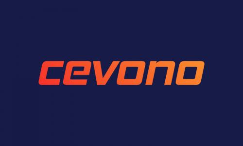 Cevono - Finance company name for sale