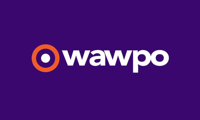 Wawpo - Retail brand name for sale