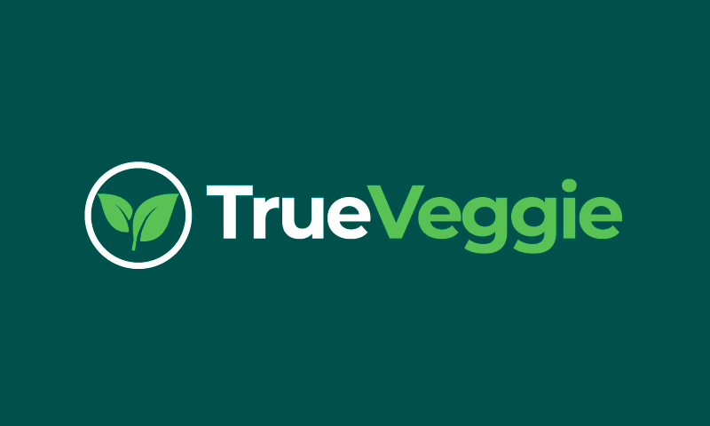 Trueveggie - Food and drink product name for sale
