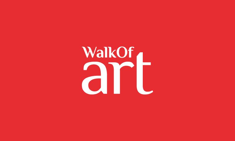 Walkofart