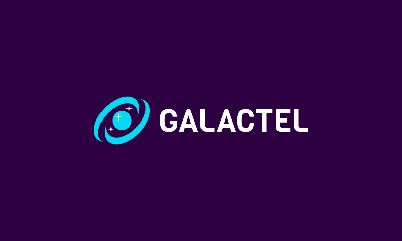Galactel - Space company name for sale