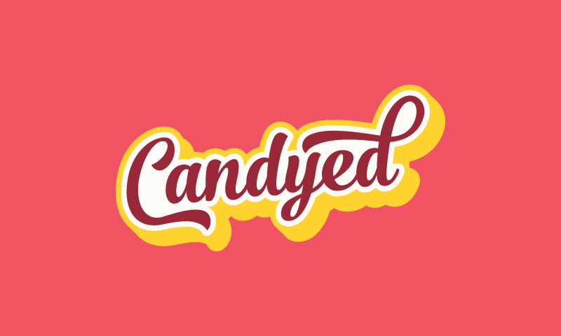 Candyed - E-commerce business name for sale