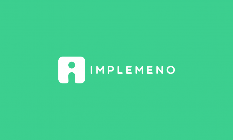 Implemeno - Catchy and smart domain