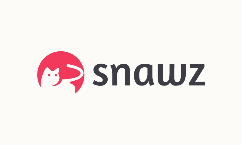 Snawz - E-commerce domain name for sale