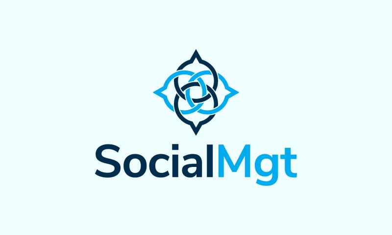 Socialmgt - Social domain name for sale