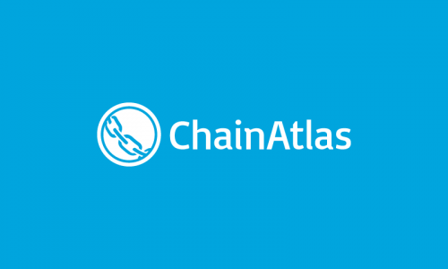 Chainatlas - Cryptocurrency company name for sale