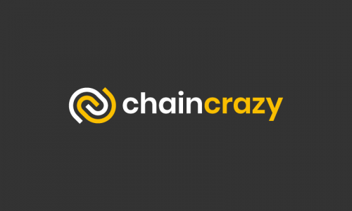 Chaincrazy - Cryptocurrency domain name for sale