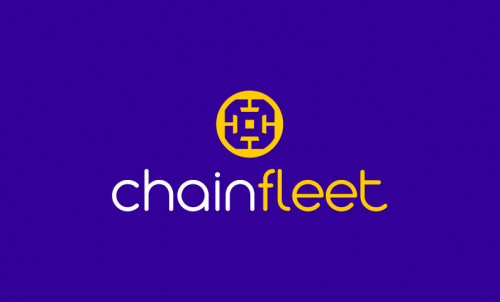 Chainfleet - Cryptocurrency company name for sale