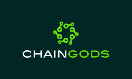 Chaingods - Cryptocurrency startup name for sale