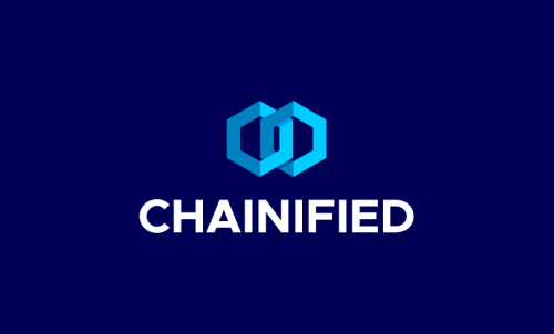 Chainified - Cryptocurrency business name for sale