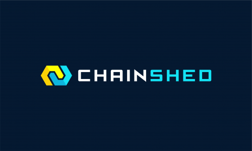 Chainshed - Cryptocurrency business name for sale