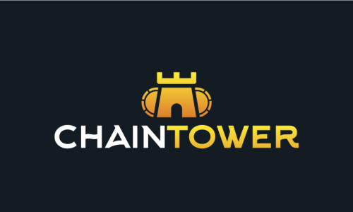 Chaintower - Cryptocurrency brand name for sale