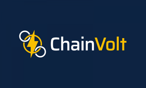 Chainvolt - Cryptocurrency brand name for sale