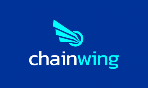 Chainwing - Cryptocurrency brand name for sale